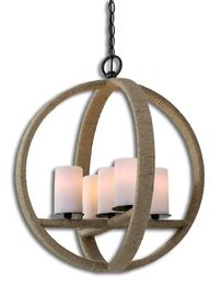 Uttermost Gironico Round 5 Light Pendant