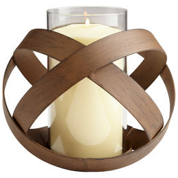 Medium Infinity Candleholder