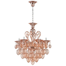 Small Bella Vetro Chandelier