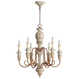 Bateau Six Light Chandelier