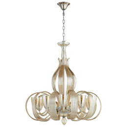 Lucille Ten Light Chandelier