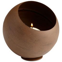 Large Acorn Candleholder