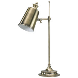 Adjustable Brass Lamp