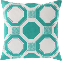 Whisper Aquamarine Pillow