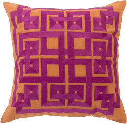 Festival Fuchsia Pillow