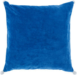 Ballad Blue Pillow