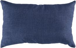 Dark Denim Pillow