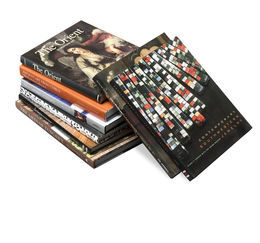 Design Aficionado Coffee Table Books