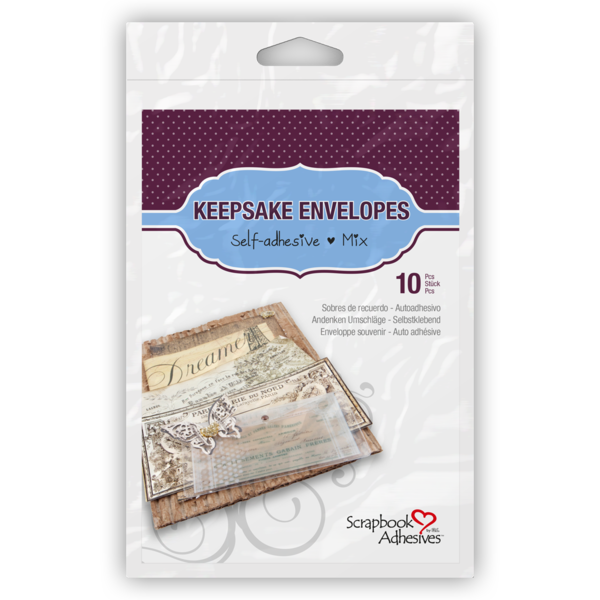 Keepsake Envelopes - Mix