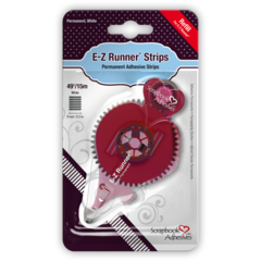 E-Z Runner® Permanent Strips - Refill