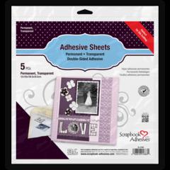 "Adhesive Sheets - 12x12"" / 30,5x30,5cm"