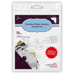 Creative Photo Corners - Mix Pack