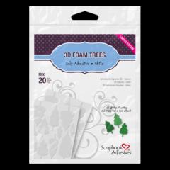 3D Foam Trees