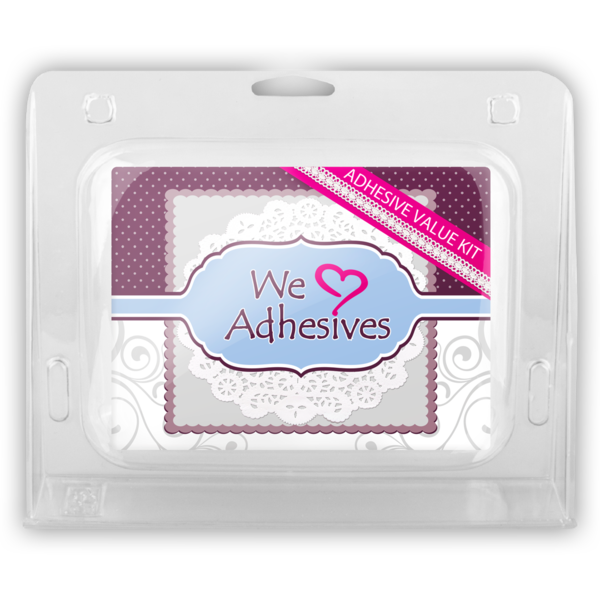 We Love Adhesive - Kit