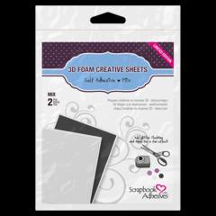 3D Foam Creative Sheets