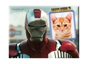 Moldura - Homem De Ferro 2