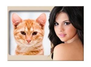 Moldura - Selena Gomez