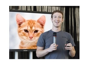 Moldura - Mark Zuckerberg   Criador Do Facebook