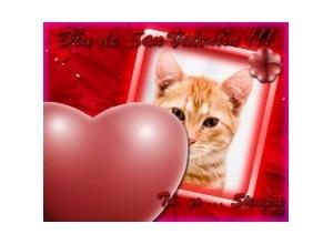 Moldura - Dia De San Valentin