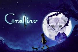 Moldura - Coraline