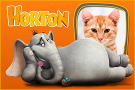 Moldura - Horton