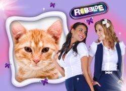 Moldura - Rebelde Rbd