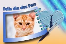 Moldura - Feliz Dia Dos Pais 2012