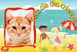 Moldura - Dia Das Criancas 2012