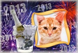 Moldura - Ano Novo 2013