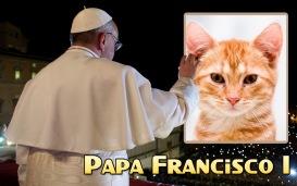 Moldura - Papa Francisco I