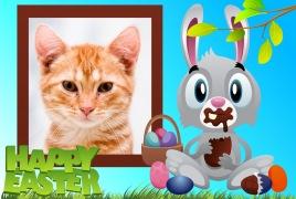 Moldura - Happy Easter 2013