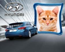 Moldura - Hyundai I40