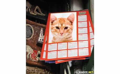 Moldura - Calendario