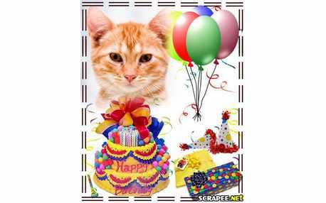 Moldura872 feliz aniversario