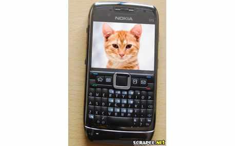 Moldura - Celular Nokia Grande