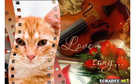 Moldura - Love_song