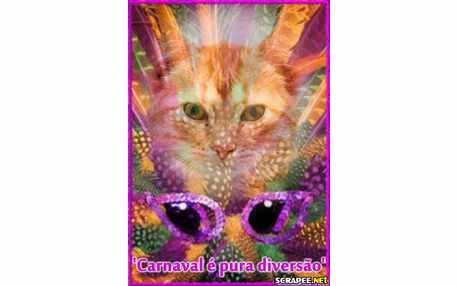 Moldura - Carnaval E Diversao