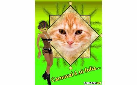Moldura - Carnaval E Folia