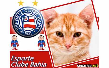 Moldura - Esporte Clube Bahia