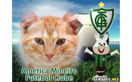 Moldura - America Mineiro