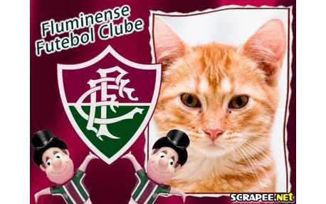 Moldura - Fluminense Futebol Clube
