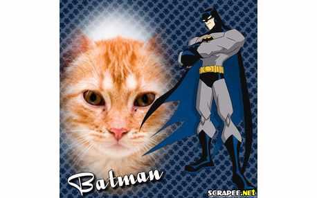 Moldura - Batman