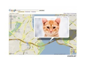 Photomontage mapa google  maps