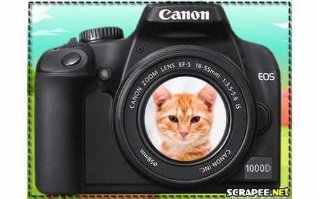 Marco de Foto2564 camera proficional