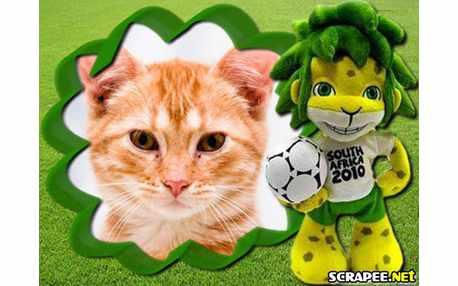 Moldura - Copa Do Mundo 2010