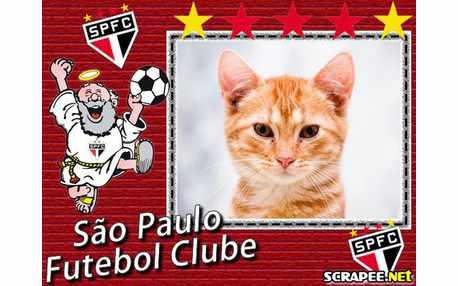 Moldura - Moldura Do Sao Paulo Futebol Clube