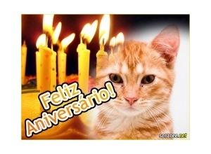 Moldura - Velinhas Feliz Aniversario