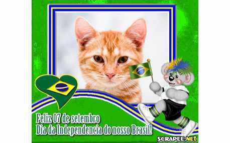 Moldura - Brasil Independente