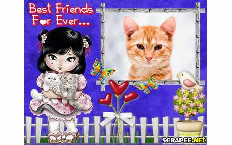 Moldura3091 best friends