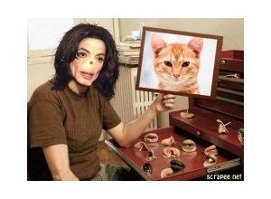 Montagem de Foto - Montagem Michael Jackson